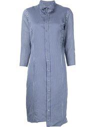 платье-рубашка в полоску 'Decay' A.F.Vandevorst