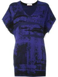 свитер '161 Tapestry' с короткими рукавами A.F.Vandevorst