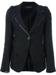 пиджак с заостренными лацканами Ann Demeulemeester