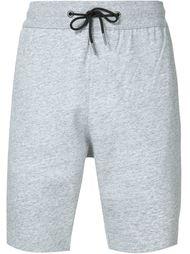 спортивные шорты с карманами на молнии Zanerobe