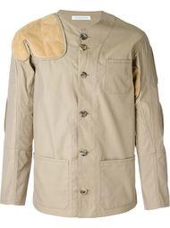 куртка с нашивками  J.W.Anderson