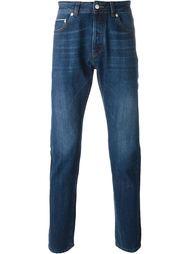 джинсы кроя слим   Officine Generale