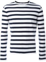 свитер в полоску Ermanno Scervino