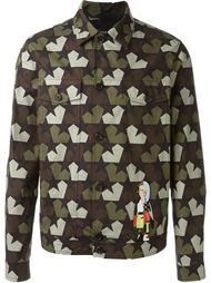 куртка с принтом звезд Ports 1961