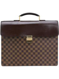 портфель 'Damier Ebene Altona'  Louis Vuitton Vintage