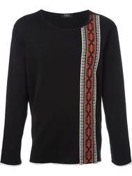свитер с вышивкой Ports 1961