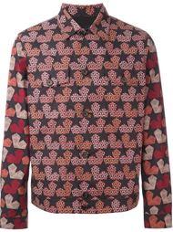 куртка с геометрическим узором  Ports 1961