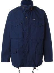 куртка на молнии  Maison Kitsuné