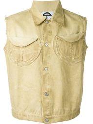 джинсовая жилетка Telfar
