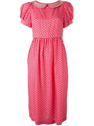 платье с воротником Питер-Пэн Comme Des Garçons Girl