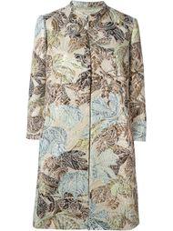 пальто из парчи  Antonio Marras