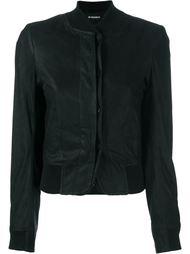 укороченная куртка-бомбер  Ann Demeulemeester