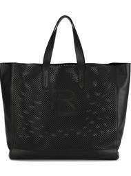 сумка-тоут 'Perf Easy' с перфорированным дизайном  Ralph Lauren