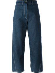 широкие джинсы  Lemaire