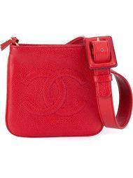 поясная сумка с логотипом Chanel Vintage
