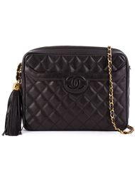 стеганая сумка с цепочной лямкой Chanel Vintage