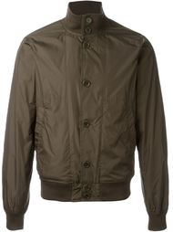 куртка-бомбер на молнии Aspesi