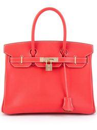 сумка-тоут 'Birkin 30' Hermès Vintage