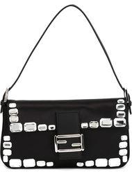 сумка на плечо  'Baguette' с отделкой Fendi