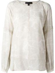 прозрачная блузка  Belstaff