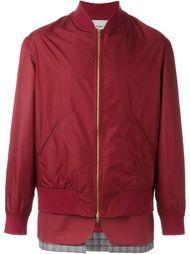 пальто в стиле куртки-бомбер  Casely-Hayford