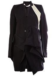 драпированное пальто Rick Owens