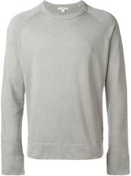 свитер с рукавами-реглан James Perse