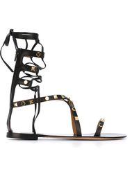 сандалии-гладиаторы 'Rockstud Rolling'  Valentino