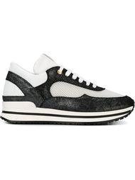 кроссовки с панельным дизайном Eleventy