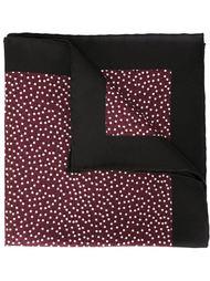 карманный платок в мелкий горошек Lanvin