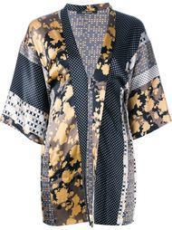 кимоно с принтом Ermanno Gallamini