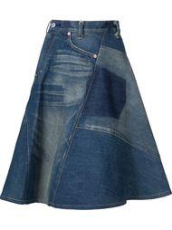 юбка А-образного кроя   Junya Watanabe Comme Des Garçons