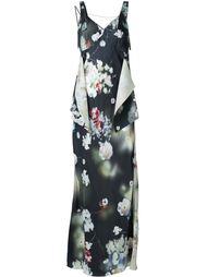 длинное платье 'Guda' Calvin Klein Collection