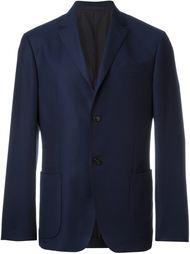 пиджак с накладными карманами Z Zegna