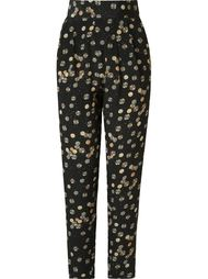 high waist printed trousers Andrea Marques