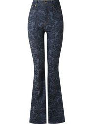 high-waisted flared jeans Amapô