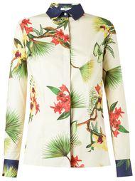 floral shirt Isolda