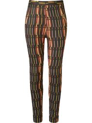 high waisted skinny trousers Andrea Marques