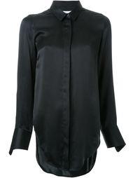 рубашка с закругленным подолом  Strateas Carlucci