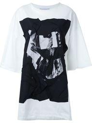 футболка с принтом Strateas Carlucci