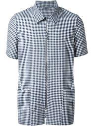 """рубашка в стиле """"сафари"""" E. Tautz"""