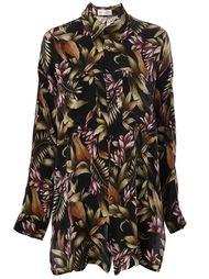 рубашка с цветочным принтом  Faith Connexion