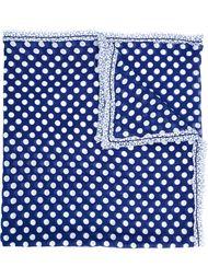 шарф в горох Comme Des Garçons Tricot