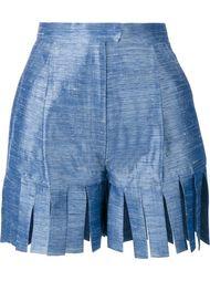 шорты с бахромой Tata Naka
