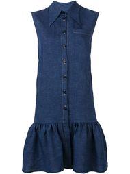 платье-рубашка с рюшами Osman