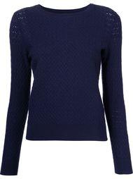 фактурный свитер A.P.C.
