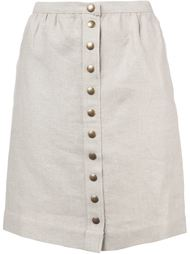 юбка на пуговицах A.P.C.