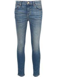 джинсы кроя скинни   The Great