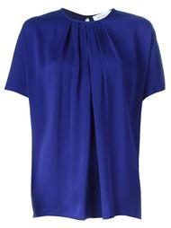 плиссированная блузка Gianluca Capannolo