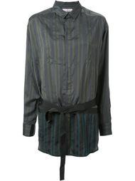 полосатая рубашка A.F.Vandevorst